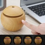 Custom Wooden Shaped Mini Air Humidifier