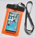 Custom Compass Waterproof Bag for iPhone 6 Plus