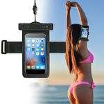 Custom Waterproof Case With Armband Lanyard For iPhone 7