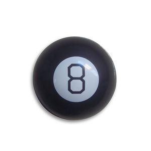 Magic 8 Ball - 4 3/4'' Diameter, Decision maker ball, Prediction ball