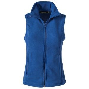 Ladies Houston Lightweight Fleece Vest