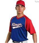 Custom Bunt Stock Baseball Jersey