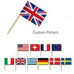 Custom Custom toothpick flags