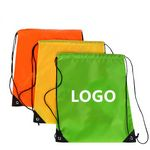Custom Polyester Drawstring Bag