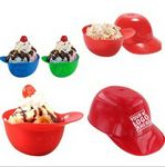 Custom Helmet Ice Cream Bowl, Baseball Bowl