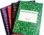 Custom Composition Book