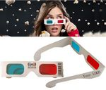 Custom 3D Paper glasses