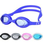 Custom Adult Silicone Swim Goggles