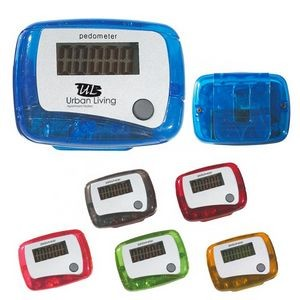 Step Counter Pedometer