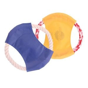 Cotton Rope Flyer Dog Toy