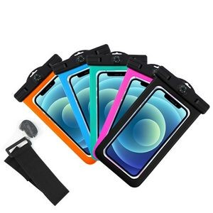 Phone Waterproof Pouch with Compass