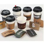 Custom Coffee Cup Sleeve