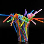 Custom Silly Straws
