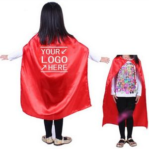Superhero Cape Children