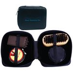 Custom Deluxe Shoe Shine Kit