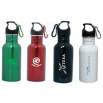 Custom 18 Oz. Stainless Steel Water Bottle
