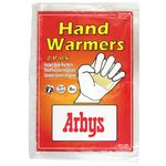 Custom Instant Hand Warmer Two-Pack
