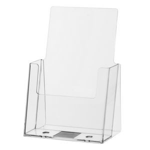 "5.5""x8.5"" Clear Pamphlet Holder"