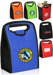 Custom Identification Lunch Bags
