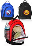Custom Two Tone Insulated Lunch Bags