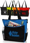 Custom Carry All Tote Bags