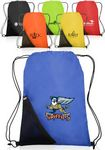 Custom Sports Backpacks With Outside Mesh Pocket
