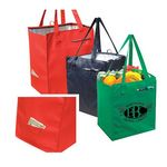 Custom Eco Insulated Grocery Tote