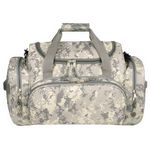 Custom Digital Camo Duffle Bag