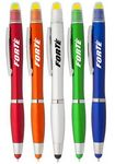 Custom Maitland Gel Highlighter Stylus Pens