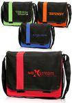 Custom Color Pocket Promotional Messenger Bags