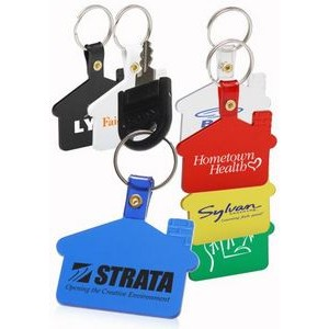 House Soft Key Tag