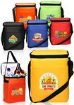 Custom 12 Pack Polyester Cooler Lunch Bags