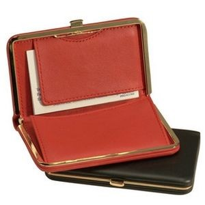 Framed Business Card Case