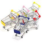 Custom Mini Shopping Cart Holder