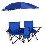 Custom Double Folding Beach Chair