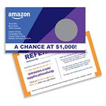 Custom Standard Scratch Off Business Card