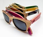 Custom Rainbow 10 Pack - Sycamore SK8Glasse - Recycled
