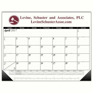 Any Style 13-Month Calendar Desk Pad Forms