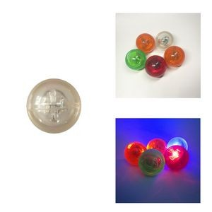 Rubber Bounce Ball With LED