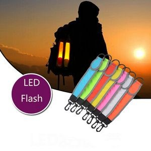 LED Backpack Flash Warning Tape