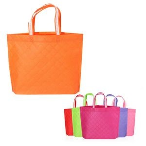 Promotional Foldable Non Woven Tote Bags