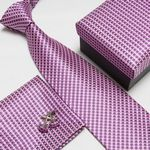 Custom Men Tie Set in Gift Box