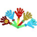 Custom Plastic Hand Clapper