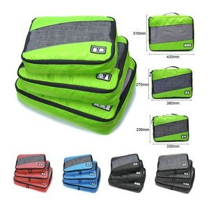 Foldable Travel Garment Bag Set Of 3 PCS