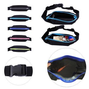 Outdoor Running Waist Pack Gym Pouch Mobile Phone Holder