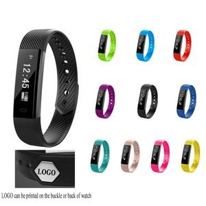 Fitness Tracker Watch Wristband