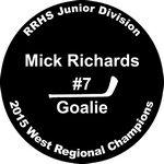 Custom Hockey Puck - regulation