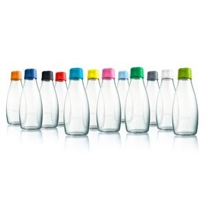 Retap Borosilicate Glass Water Bottle Small 10oz