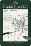 Custom Faber-Castell Graphite Drawing Pencil Art Set