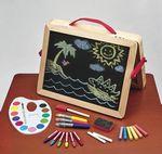 Custom Faber-Castell Do Art Tabletop Easel Children's Art Set